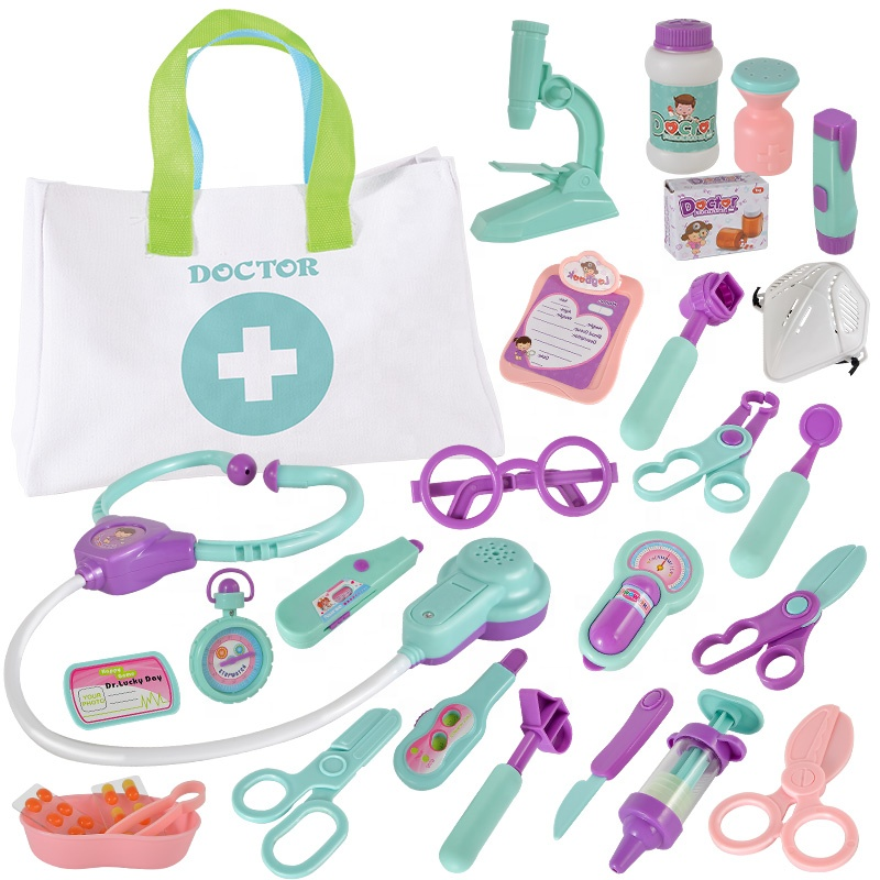 Dental Toy Set Combo Care Best Friends 8 Years Girls for Children Dream Kit Doctor Toys Plastic