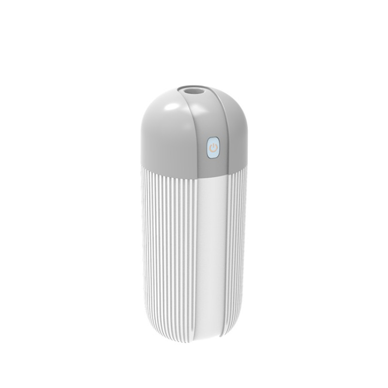 2021 New Design Portable Home Car Mist Humidifier with LED Night Light