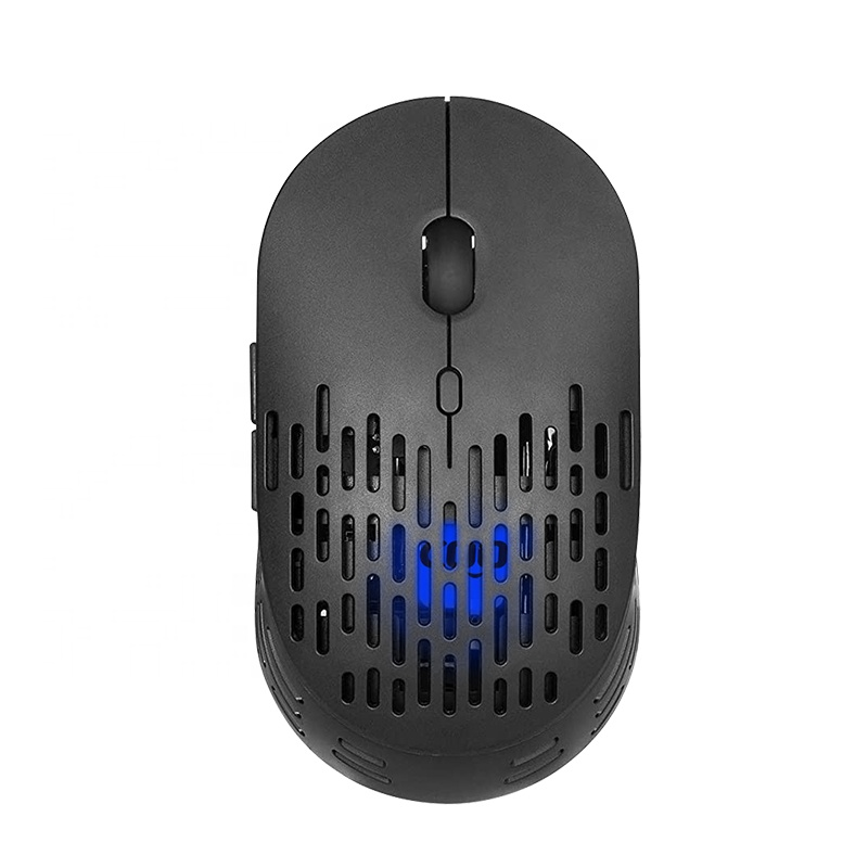 2021 Hot Sale 6 Buttons Ergonomic Wireless 2.4G Portable Gaming Optical Mouse For Desktop Notebook Laptop Computer