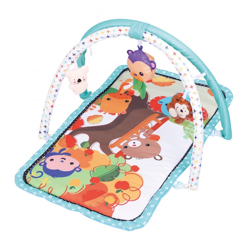 Baby Game Blanket Baby Crawl Support Stand Fitness Stand Crawl Blanket 0-1 Year Old Toys