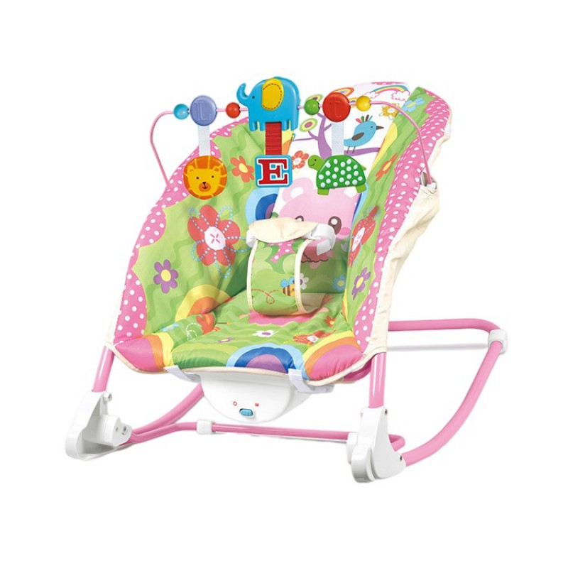 New Born Intelligent Safety Electric Rocking Swing Baby Bouncer Chair Vibrate Baby Swing