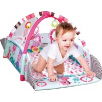 New Baby Crawling Game Gym Game Blanket Children's Game Mat Toy
