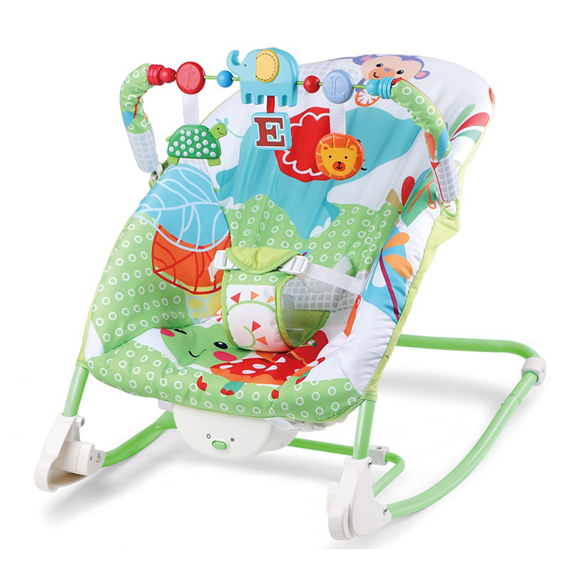 Baby Bouncer Baby Rocker With Vibration And Music Baby Rocking Chair