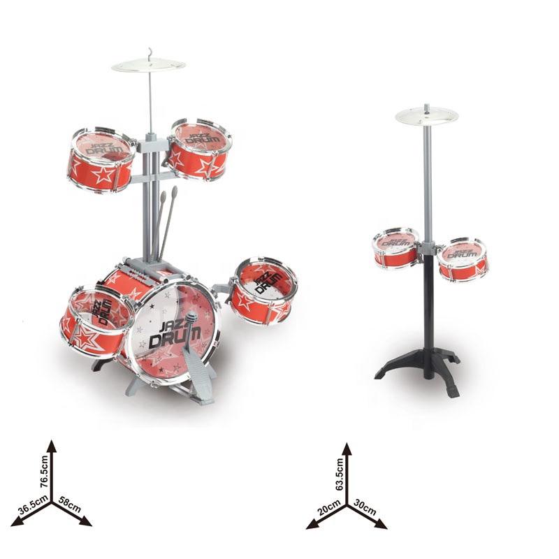 Children's Toys,Large Musical Instruments,Children's Jazz Drum Sets