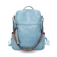 Factory Wholesale New Arrival Fashion Leisure Pu Leather Japanese schoolbag book bag for schools