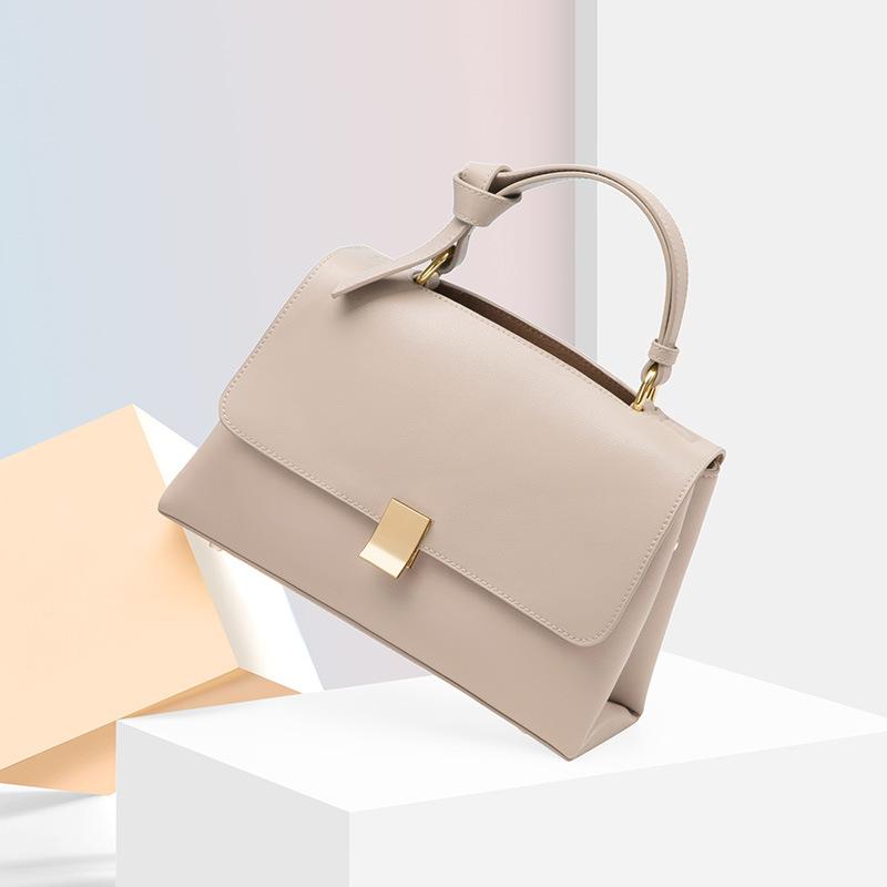 Ladylik Factory Direct soft leather high quality fashion crossbody Shoulder Bag purse handbags