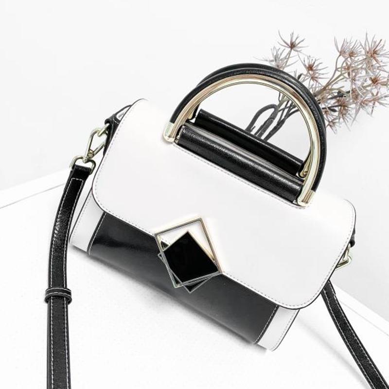 Ladylike multicolor Traditional Patchwork fashion bags 2022 Shoulder Bag