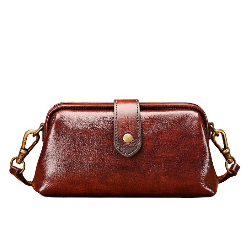 2021 Genuine Leather handbags fashion bags for ladies girls