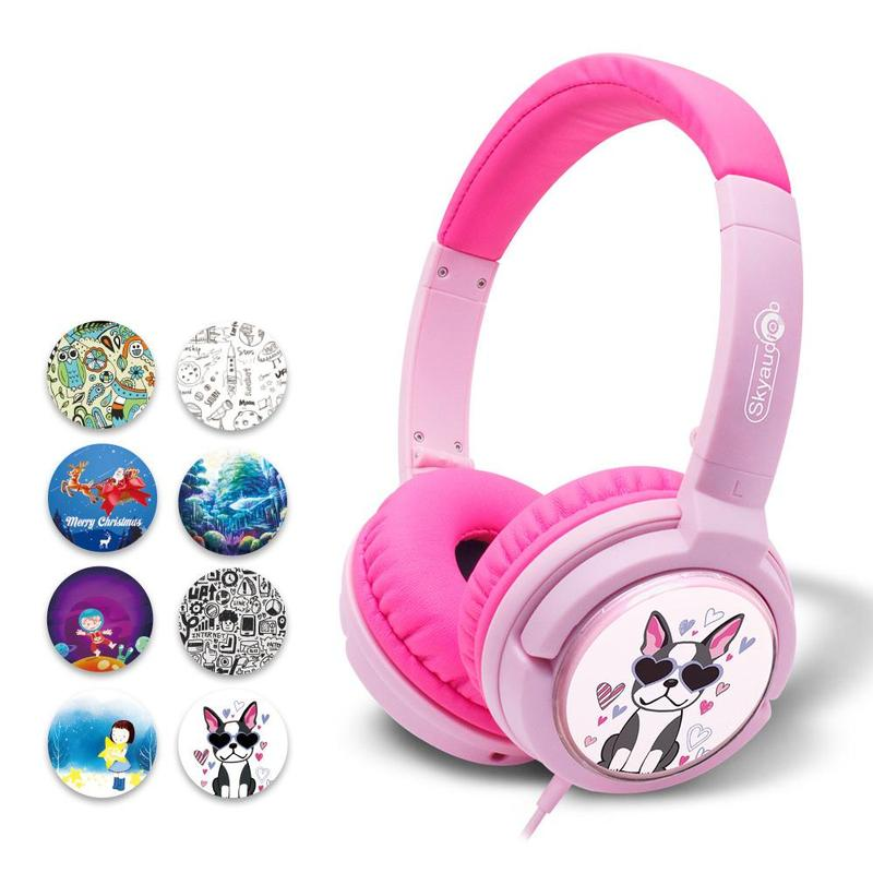 Hearing Protection DIY Kids Headphones With Sharing Port For kids