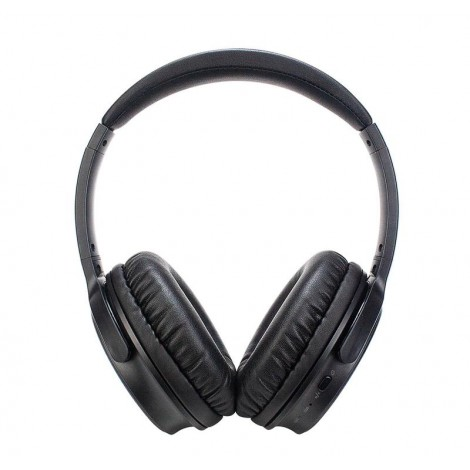 Over-ear Bluetooth Headset With High-end Chipset Black Color