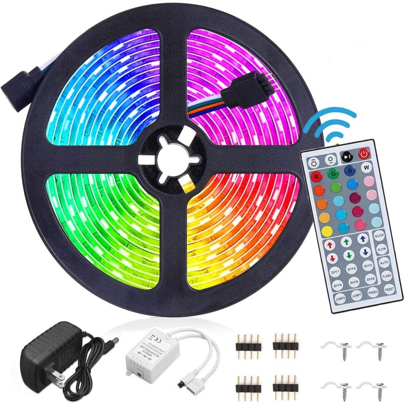 Technical Datasheet FOR 5050 60led/m RGB led strip kit